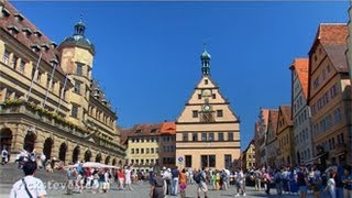 Rothenburg, Germany: Romantic Medieval Town