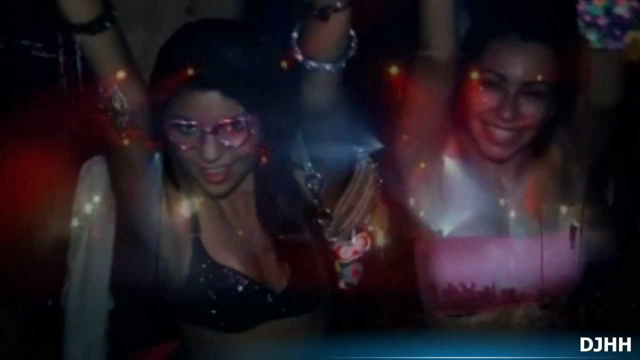 The woman of the night life party djhh techno trance house for Trance house music