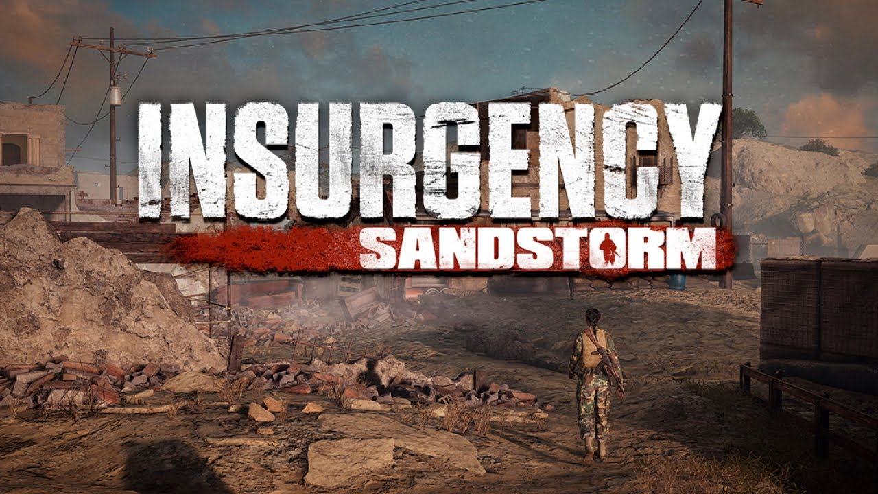 Insurgency: Sandstorm - Official Gameplay Trailer | E3 2018