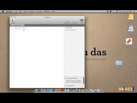 How To Create A Tiket Like Tag Cloud With HTML And CSS3 Part 1