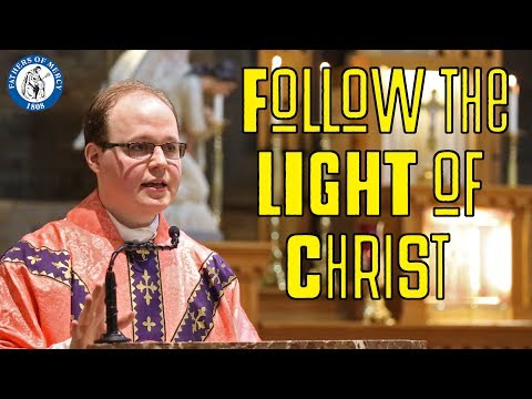 Following the Light of Christ