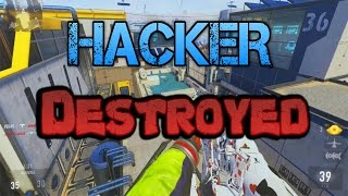 "DEXTAH vs. HACKER!: ""Not Even Close"" - COD: AW (PC Gameplay)"
