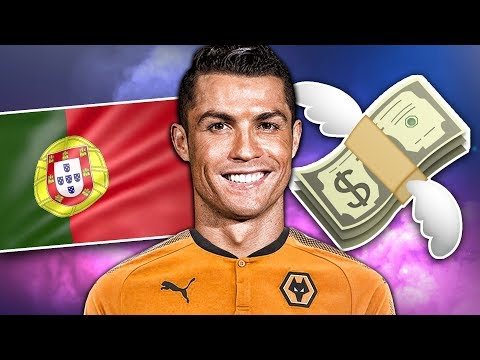 THE WOLVES FINANCIAL TAKEOVER CHALLENGE! FIFA 18 Career Mode