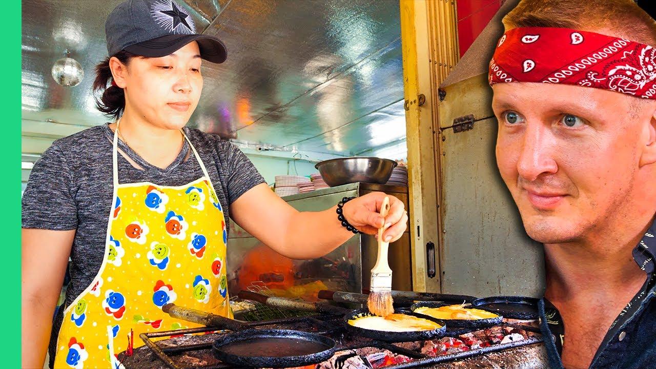EXTREME Vietnamese Street Food!! | Surviving Vietnam Part 1