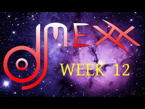 Dj Mexx-(Radio Prima Rete)- WEEK 12
