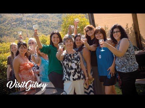 Wineries of Santa Clara Valley in Gilroy CA
