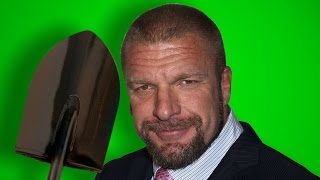 10 Times Triple H Lost Clean