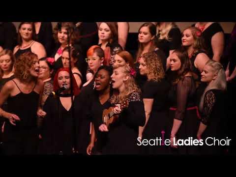 Seattle Ladies Choir: S13: Small Group - River (Bishop Briggs)