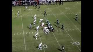 Bryant Johnson #12 Eastside High School Covington, GA Junior Year Highlight Tape