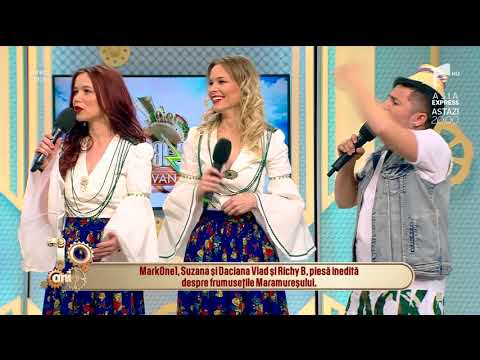 """MarkOne1 a îmbinat folclorul cu rap-ul și cu muzica latino: """"Melodia este o invitație în Maramureș"""