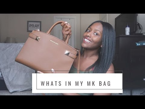 WHATS IN MY MK BAG | WHATS IN MY PURSE