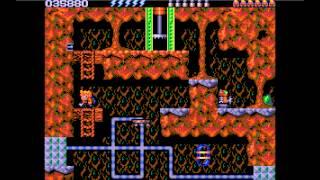 Rick Dangerous 2 - Atari ST [Longplay]