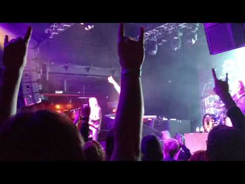 Nightwish Decades - Show opening in Charlotte, NC, 03/10/18