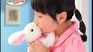 可愛小白兔 / 粉紅兔 電視廣告 White Rabbit / Pink Rabbit TVC