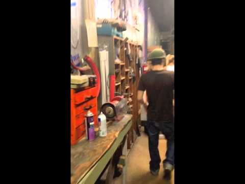 Behind The Scenes Of a Bowling Alley