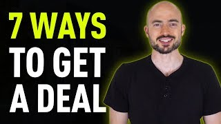 7 Proven Ways To Get A Great Real Estate Deal
