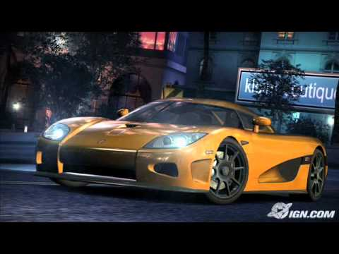 Need For Speed Carbon - Tiga - Good as Gold