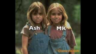 How To Tell Mary Kate And Ashley Olsen Apart