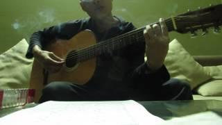 Đồng Xanh - Duy Quang guitar đệm hát bản Demo