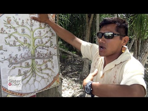 Victor the Tour Guide Talks About Mayan Theology
