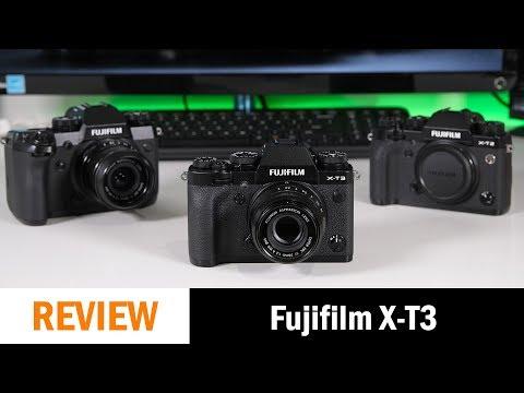 Fujifilm X-T3: First Impressions