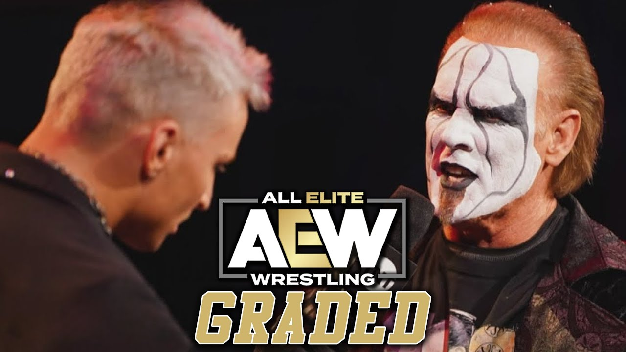 AEW Dynamite: GRADED (20 Jan) | Sting & Darby Allin Challenged By Team Taz, Private Party Turn Heel