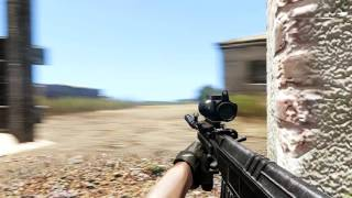 Fighting ALiVE CQB with ASR AI