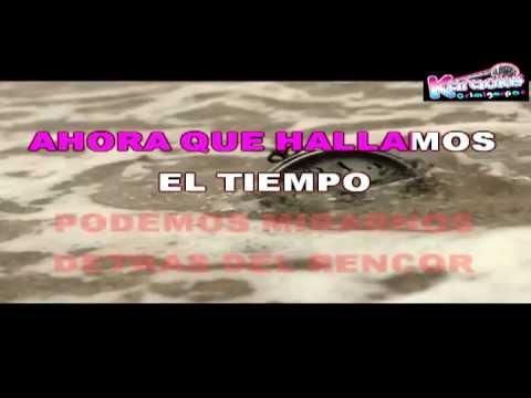 Alejandro Sanz No me compares Karaoke