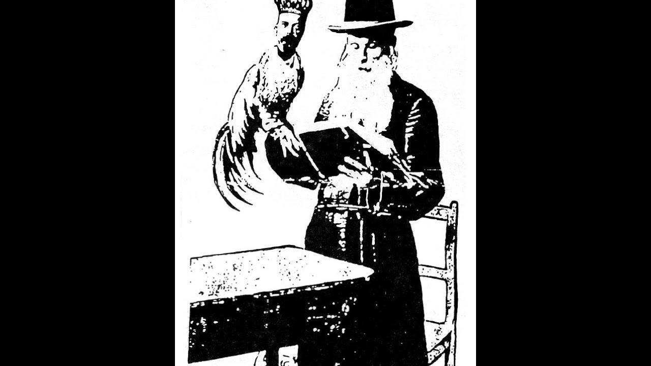 Откровения Эдуарда Ходоса. Часть 7 и 8: От Матильды до Сталина и Мошиаха