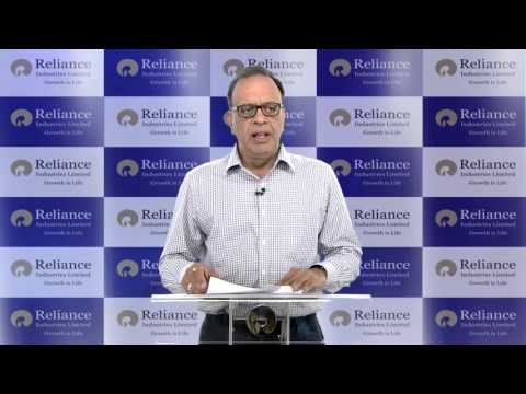 RIL CFO Mr Alok Agarwal explains Q2 2015-16 #RILresults