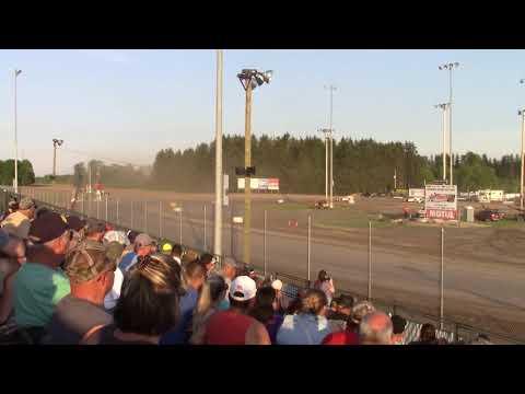 b mod heat 1 5/27/18 Merritt speedway