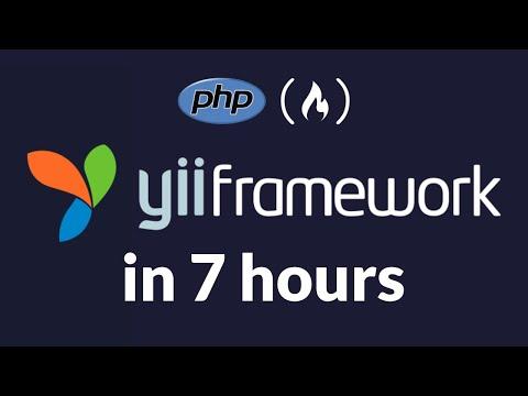 Видеоуроки yii framework