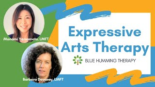 Explore Unconscious Feelings: Expressive Arts Therapy for Healing and Well-being.
