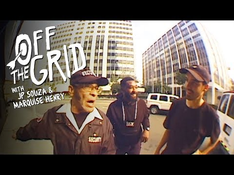JP Souza & Marquise Henry  - Off The Grid