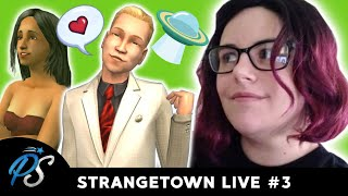 GARY THE LOSER | The Sims 2: Strangetown Townie Stories #3 ~ Livestream ~