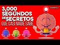 3,000 SEGÚNDOS de SECRETOS que CASI NADIE SABE