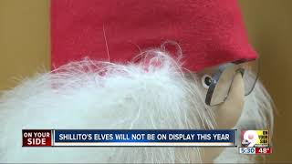 Owner: Iconic Shillito's elves holiday display could reopen next year