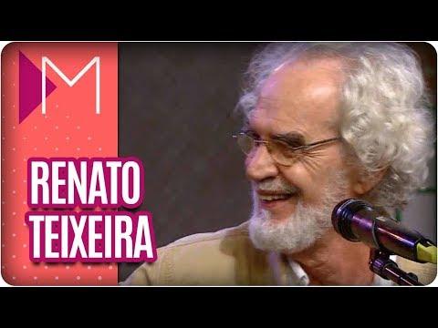 Renato Teixeira canta e emociona  - Mulheres (05/04/18)