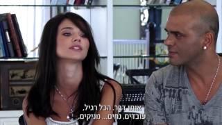אייל גולן ורוסלנה רודינה בראיון זוגי ראשון, גליון חגיגי של