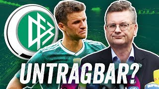 Grindel, Bierhoff, Löw! Kann der DFB nach der WM 18 so weitermachen wie bisher? Nicos Hot Topic