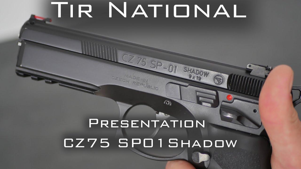 Download Présentation et avis CZ 75 SP 01 SHADOW