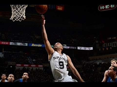Parker and Duncan Shine for the Spurs in Game 1