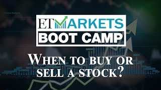 ETMarkets Bootcamp: When to buy or sell a stock? screenshot 5