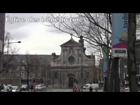 Views Around the City of Liège, Wallonia, Belgium - 26th February, 2015