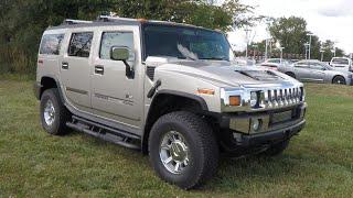 2003 Hummer H2 SUV 4X4|P10612A