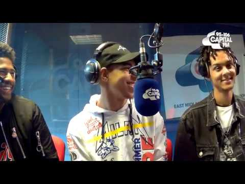5 After Midnight's Album Plans, Playing #CapitalSTB & Who They'd Kick Out Of The Band!
