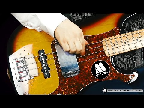 AMAZING MOTOWN BASS LINES!