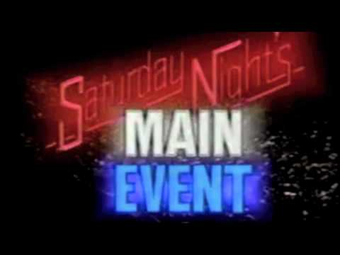 Image result for wwe saturday night main event