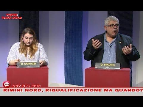 Fuori dall'aula. Riqualificazione Rimini Nord: progetti, tempi e dubbi