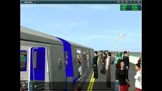Trainz 12: {Daniel Town Commuter Railroad (DTCR)} Fictional Route (PATH)